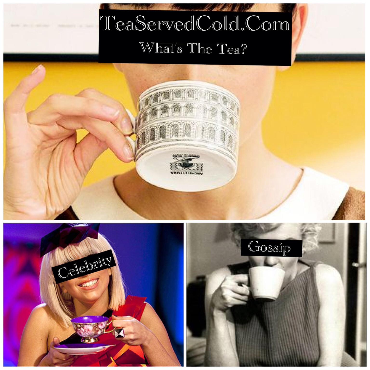 TeaServedCold.com