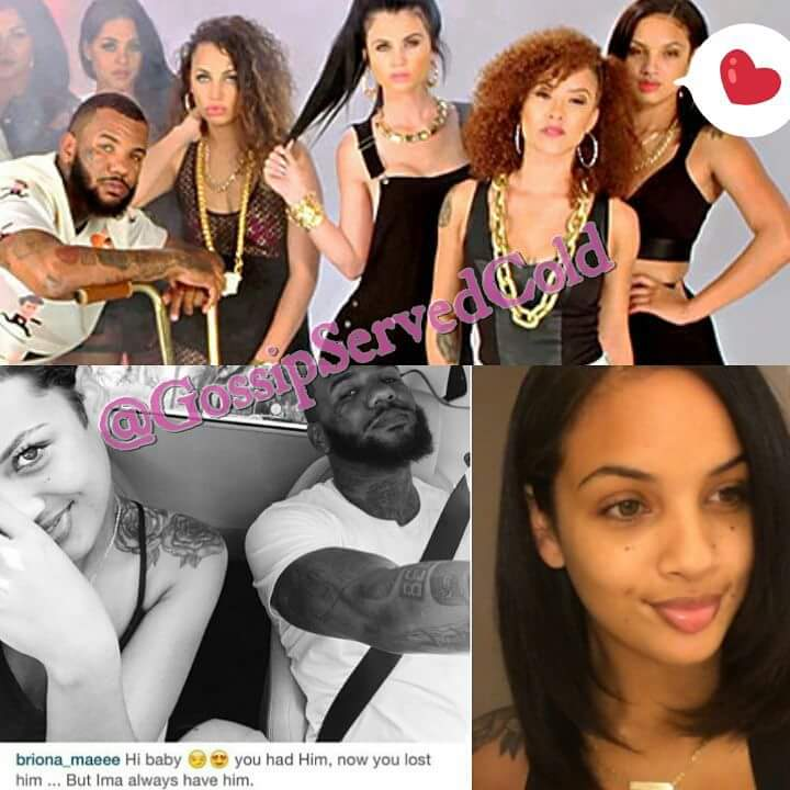 is the game dating briona mae