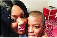 Tyshawn Lee and his mother, Karla Lee.