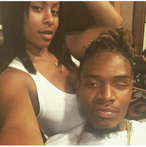 "Fetty Wap and ""Atlanta Bae"", Alexis Sky."