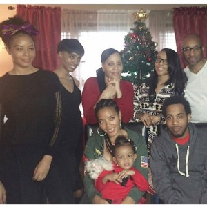 Angela Simmons Vanessa Simmons Jojo Christmas