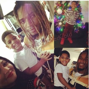Celebrity Christmas Round Up Fetty Wap