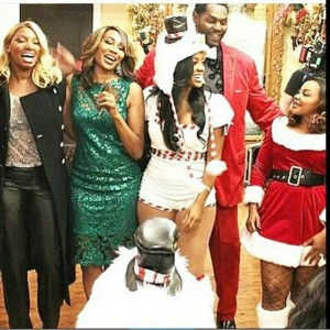 Celebrity Christmas Round Up RHOA