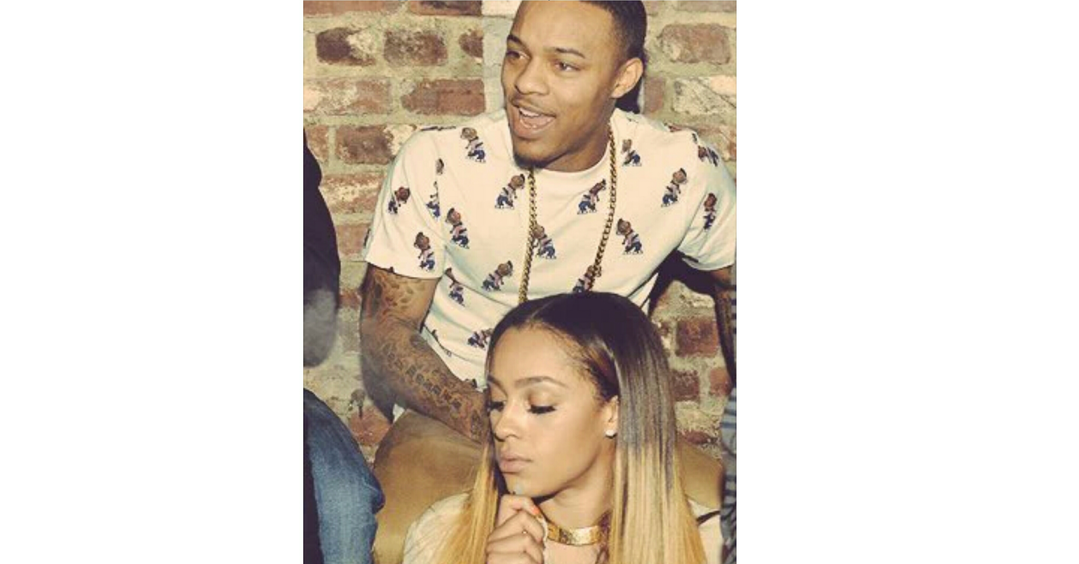 35aa73d34478 Erica Mena Says Bow Wow BEATS ON His BM Joie Chavis After Bow Wow ...