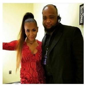 Amina backstage reunion