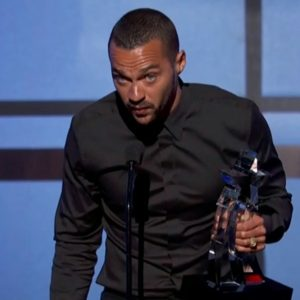 BET Awards Jesse Williams Speech