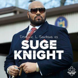 Dominic L. Santana as Suge Knight