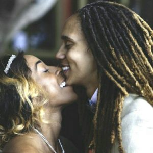 Glory Johnson and Brittney Griner were married only 28 days after their wedding ceremony in May 2015.