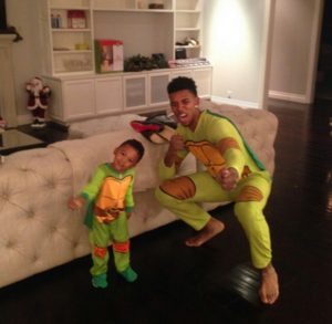 Nick Young and Nick Young Jr