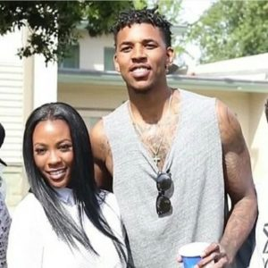 Nick Young gets Keonna Green pregnant again second